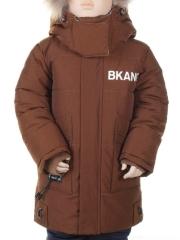 860 Куртка зимняя для мальчика MALIYANA