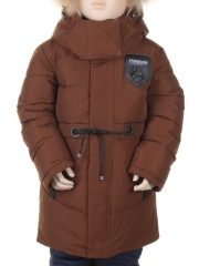 859 Куртка зимняя для мальчика MALIYANA