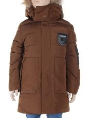 865 Куртка зимняя для мальчика MALIYANA